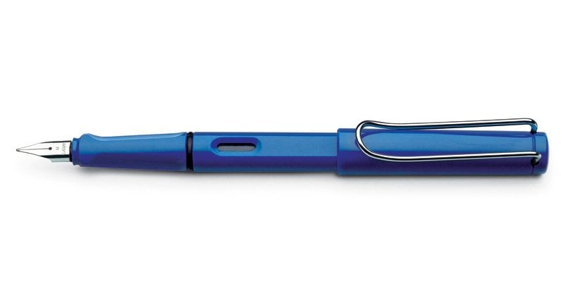 Lamy Safari Blue Vulpen