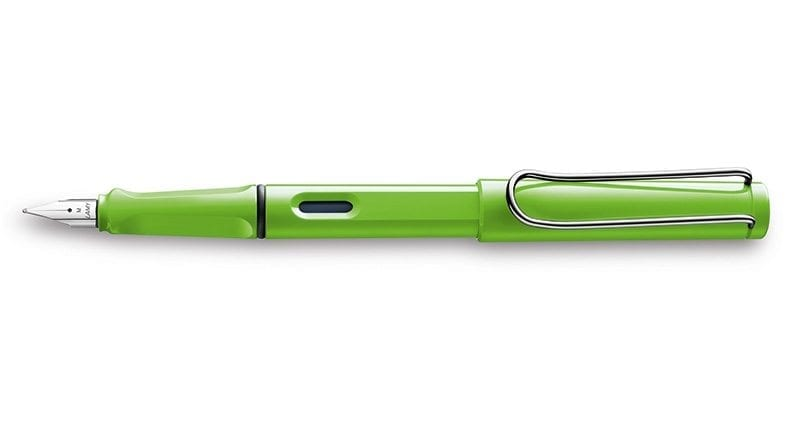 Lamy Safari Green Vulpen