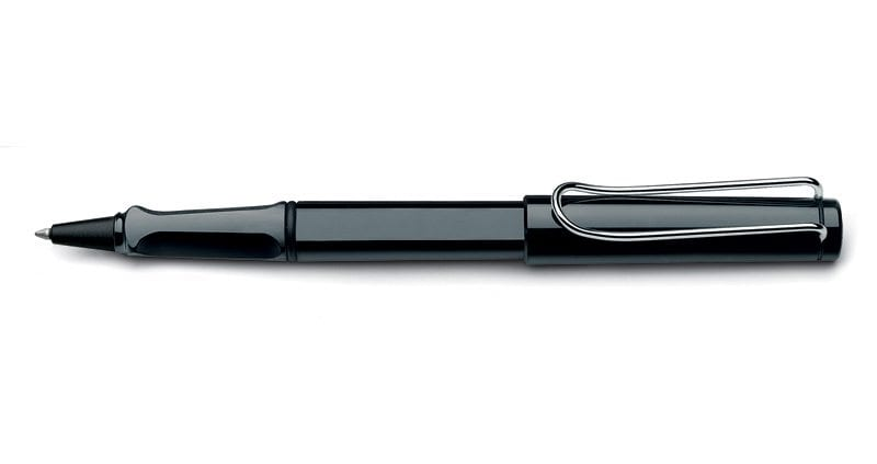 Lamy Safari Shiny Black Roller
