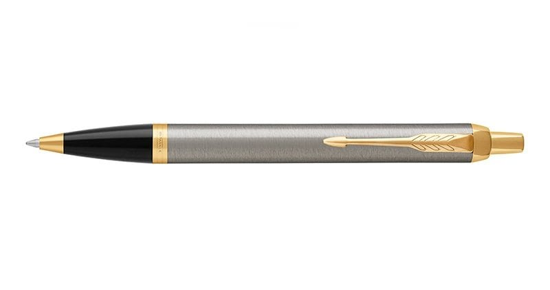 Parker Im Brushed Metal GT Balpen