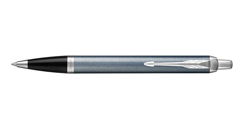 Parker Im Light Blue Grey CT Balpen
