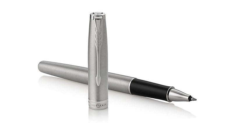 Parker Sonnet Stainless Steel CT Roller