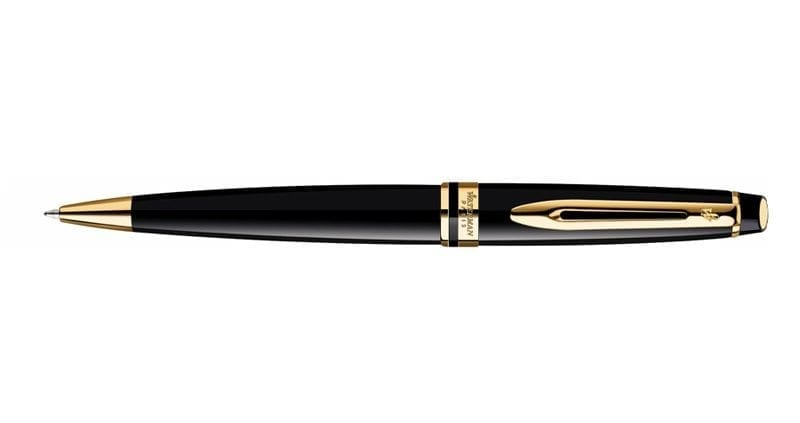 Waterman Expert III Black GT Balpen