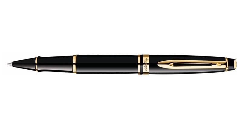 Waterman Expert III Black GT Roller