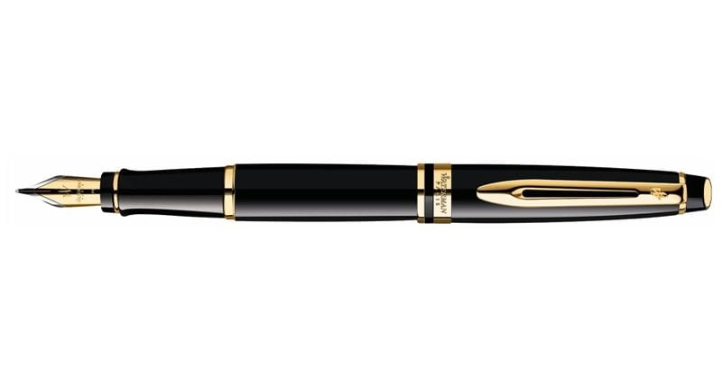 Waterman Expert III Black GT Vulpen