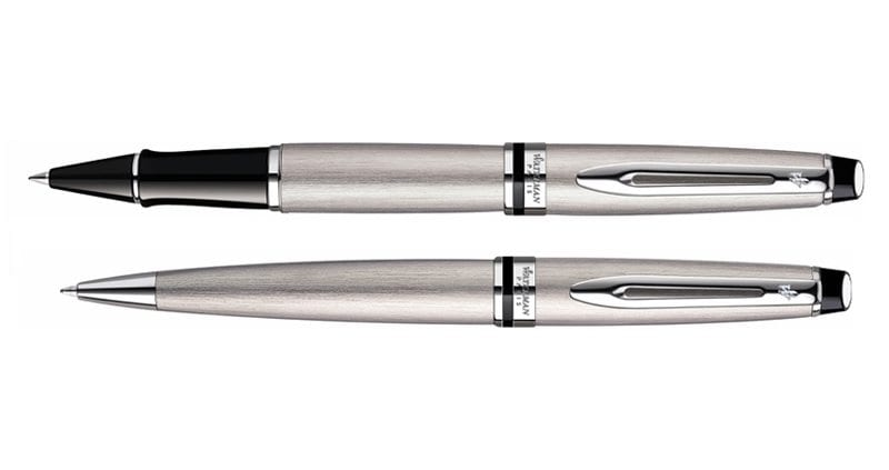 Waterman Expert III Metallic CT Roller Balpen