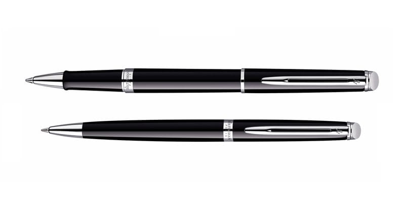 Waterman Hemisphere Black CT Roller Balpen