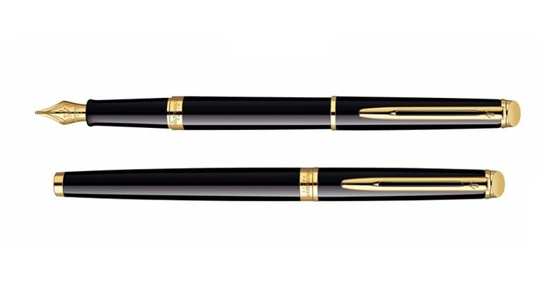 Waterman Hemisphere Black GT Vulpen