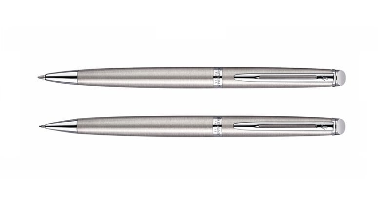 Waterman Hemisphere Steel CT Balpen Potlood