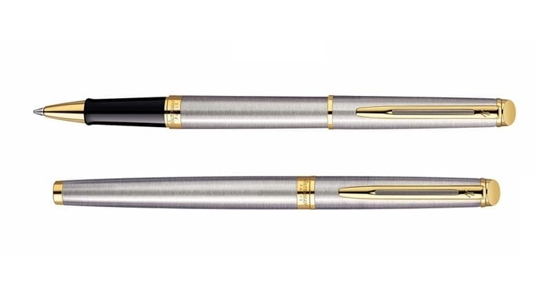 Waterman Hemisphere Steel GT Roller