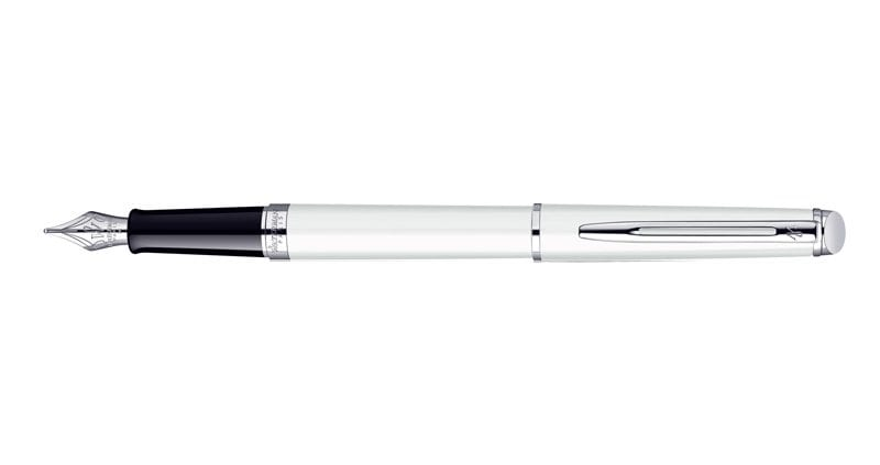 Waterman Hemisphere White CT Vulpen